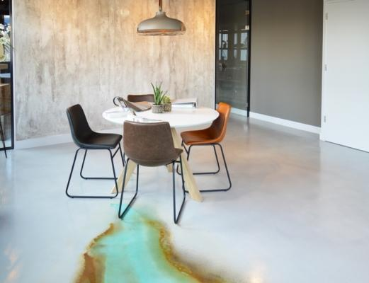 Pavimento cemento-resina - Isoplam