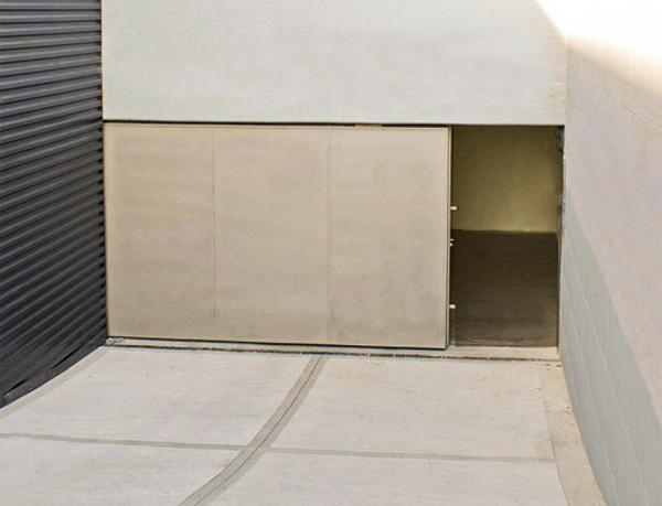Cancello scorrevole antiallagamento - Sigaserramenti
