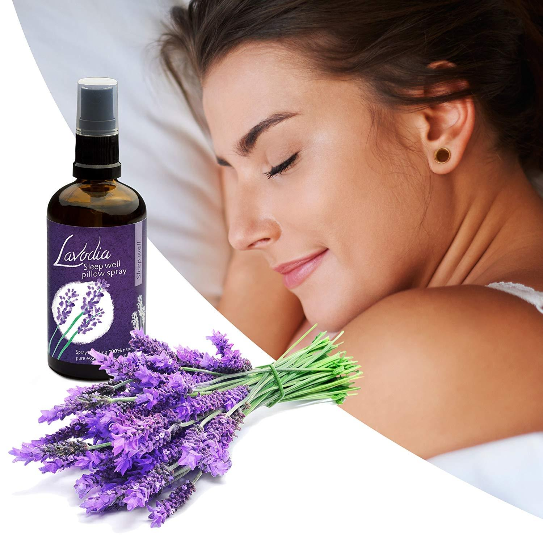 Lavanda per dormire versione spray per cuscino Amazon