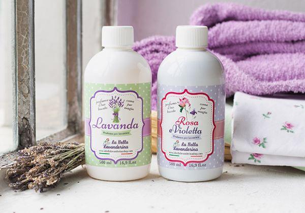 Profumo asciugatrice e profumo lavatrice di Labellalavanderinashop.com