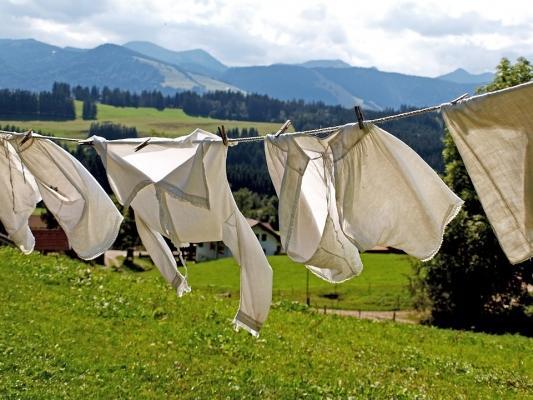 Profuma biancheria per lavatrice