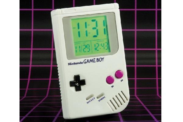 Regali Natale sveglia Game Boy