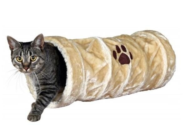 Regali Natale tunnel gatto Trixie