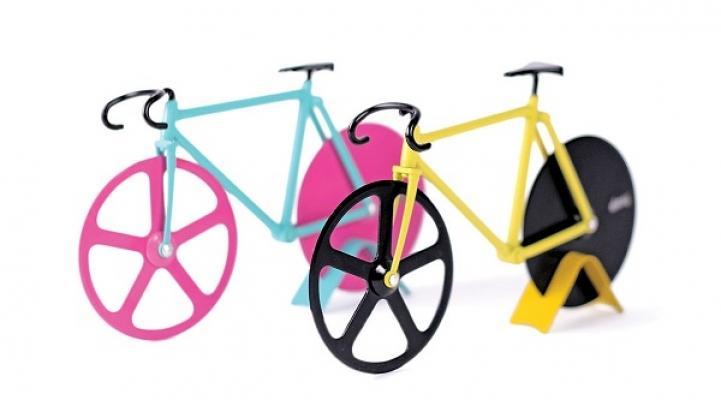 Regali Natale Tagliapizza Bicicletta