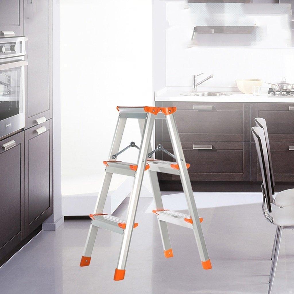 Scaletta sgabello in alluminio, in vendita su Amazon.it