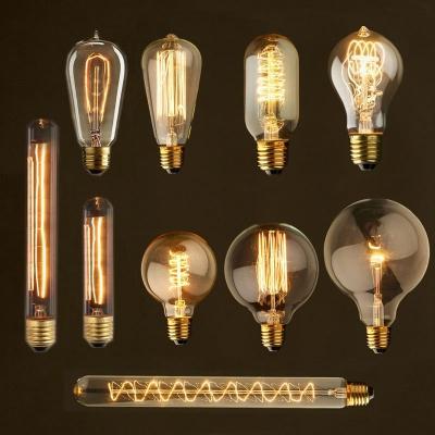 Riedizione delle lampadine di Edison by La Casa della Lampadina
