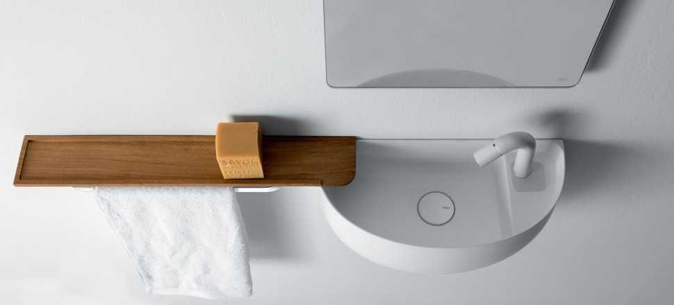Idee per lavabo bagno piccolo: Bowllino Falper