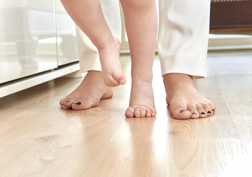 Gli impianti di riscaldamento a pavimento garantiscono un ottimo comfort termico