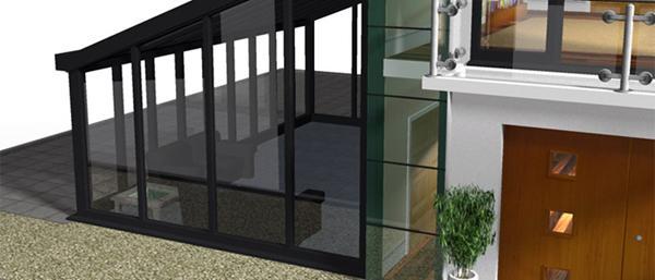 Vetro a controllo solare Suncool - Plinkington