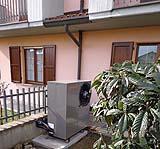 Pompa di calore a gas K18 - Robur