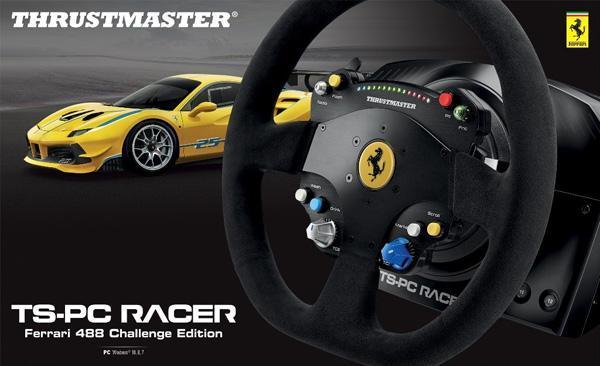 Simulatore volante Thrustmaster