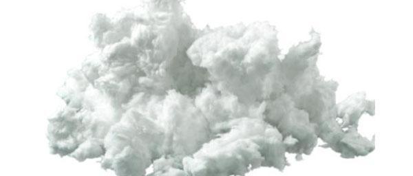 Lana di vetro da insufflaggio di Knauf per l'isolamento termico