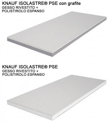 Pannelli per coibentazioni interne in gesso rivestito e polistirolo espanso di Knauf