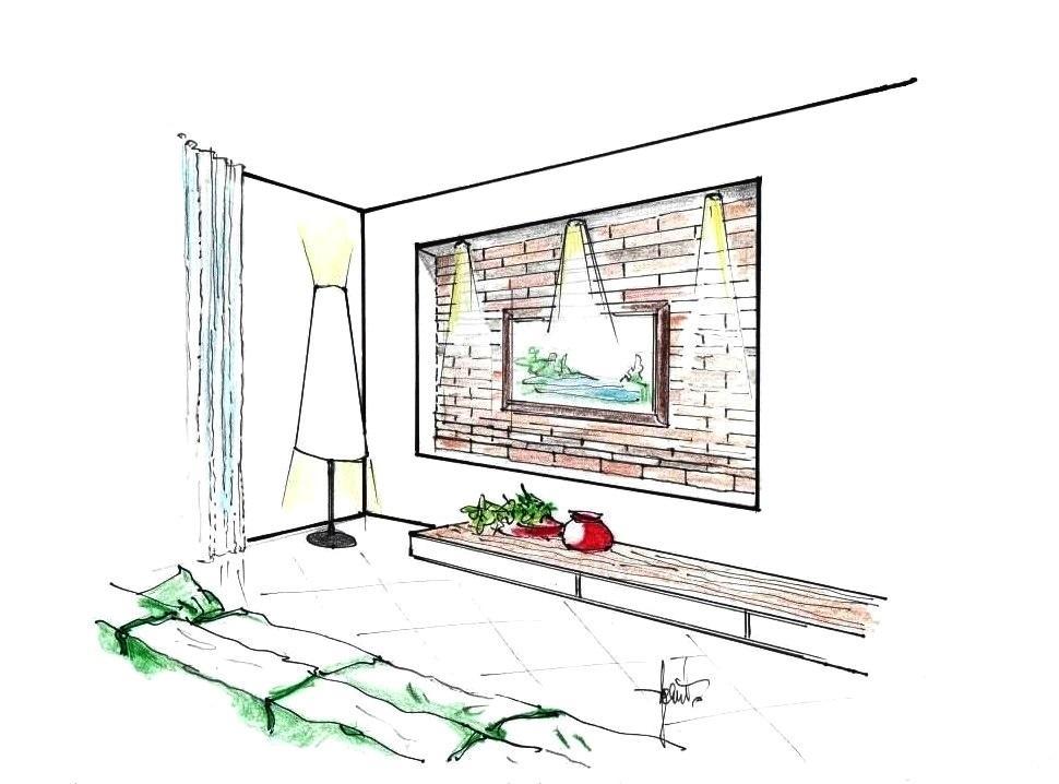 Rivestimento a parete con mattoncini in cotto
