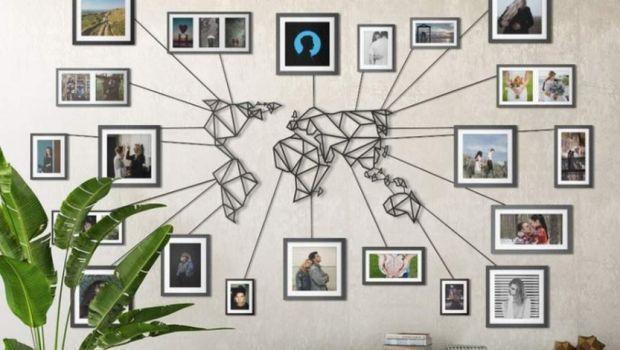 Cartina Mondo Ikea.Planisfero Idee Per Decorare La Casa
