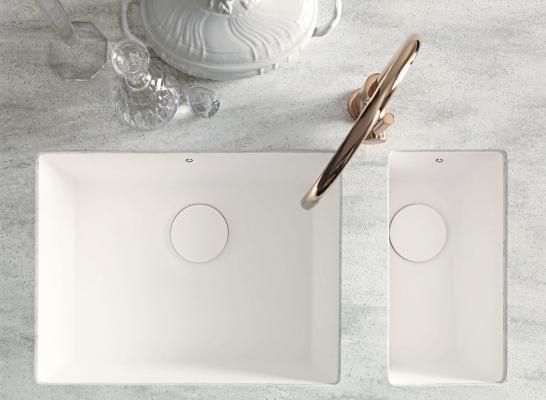 Lavabo cucina: i materiali e le loro performance