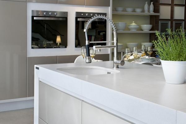Lavandino cucina Silestone