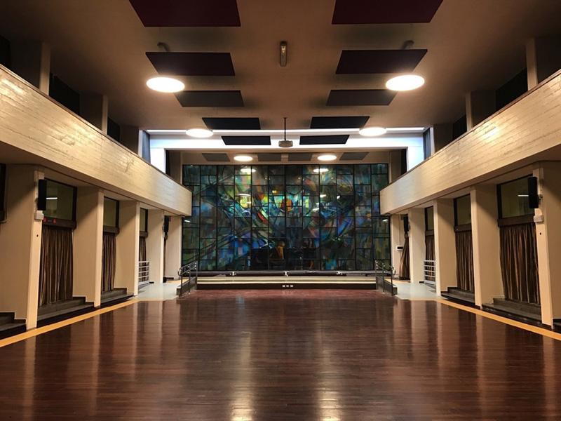 Pannelli fonoassorbenti Auditorium - Sonoryze - Oudimmo