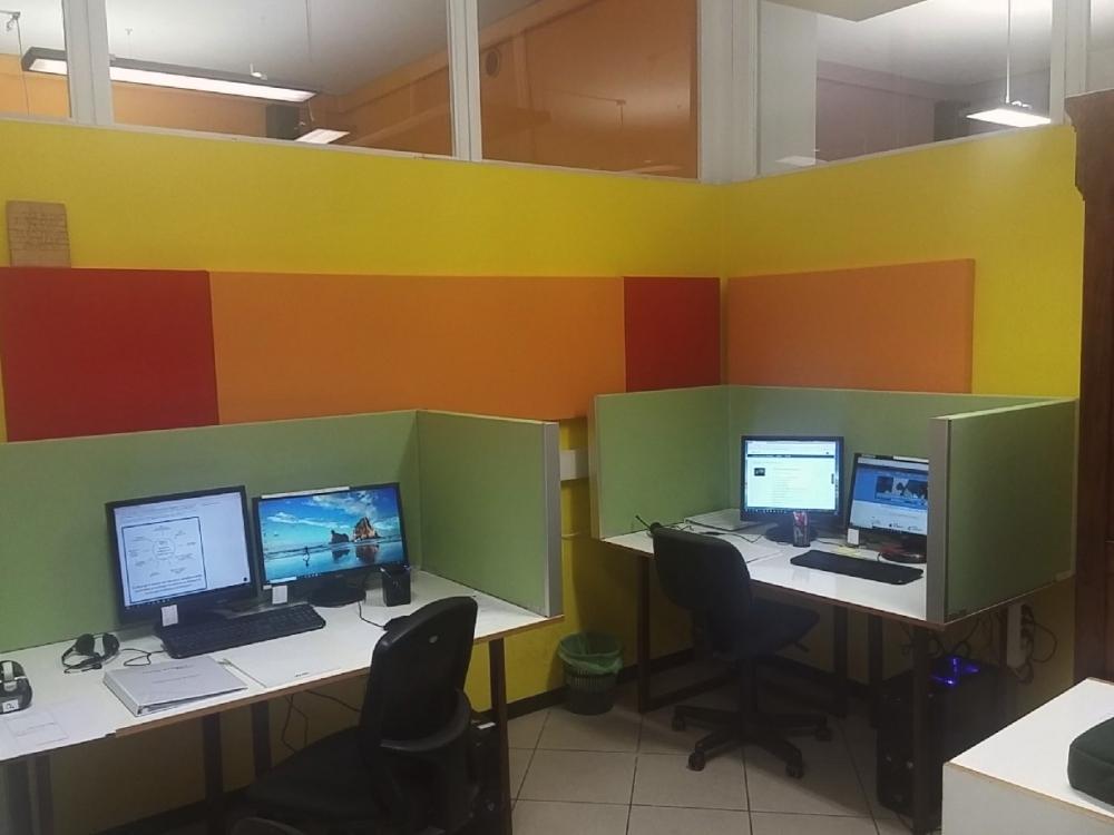Pannelli fonoassorbenti ufficio - Sonoryze - Oudimmo