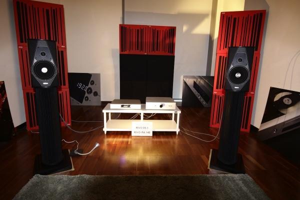 Pannelli acustici sala hi-fi- Sonoryze - Oudimmo