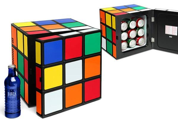 Arredamento Geek Frigo cubo di Rubik