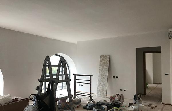 Idee per ristrutturare casa primer pitture Enkos design