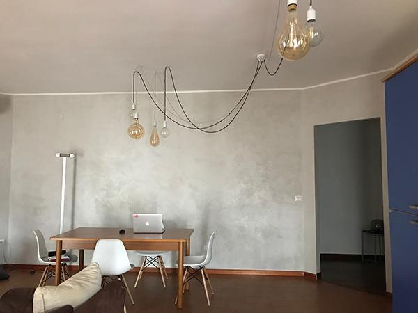 Idee per ristrutturare casa zona giorno Enkos design