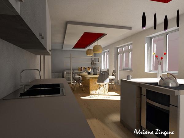 Render progetto idee ristrutturazione casa