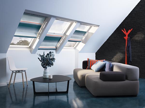 Ristrutturare casa finestre per sottotetto Velux