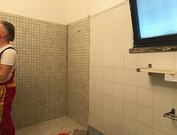 Idee ristrutturazione casa rivestire la doccia