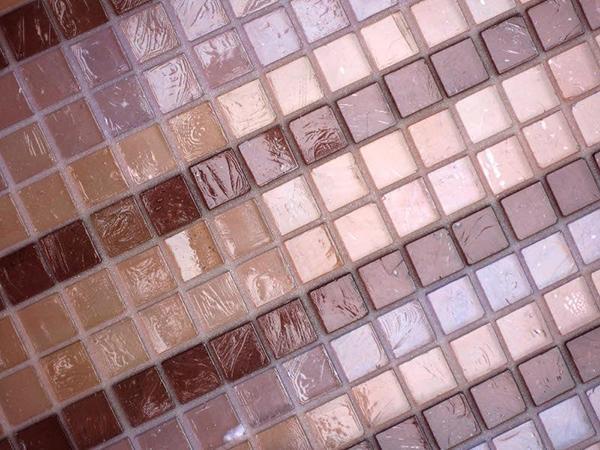 Malta traslucida fughe Litokol mosaico