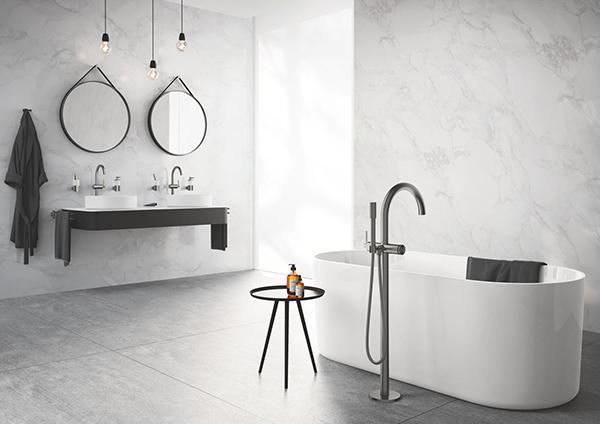 Miscelatori bagno dal design esclusivo - Grohe rubinetteria bagno ...