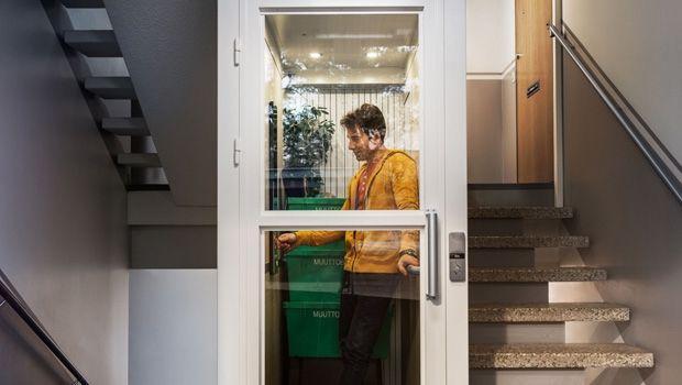 Aumentare il valore di un immobile installando un ascensore esterno e interno