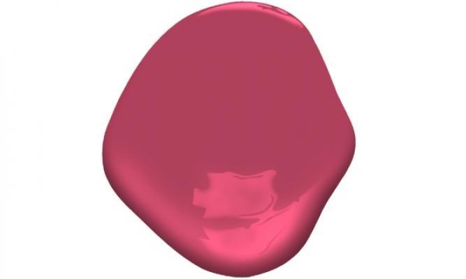 Anilina rosa da benjaminmoore.com
