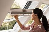 Illuminazione naturale velux finestra per mansarde