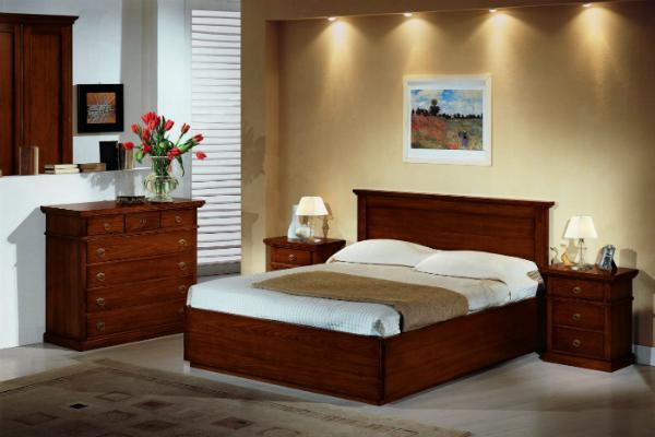 Camera da letto in stile arte povera by Chiaramonte Renzo