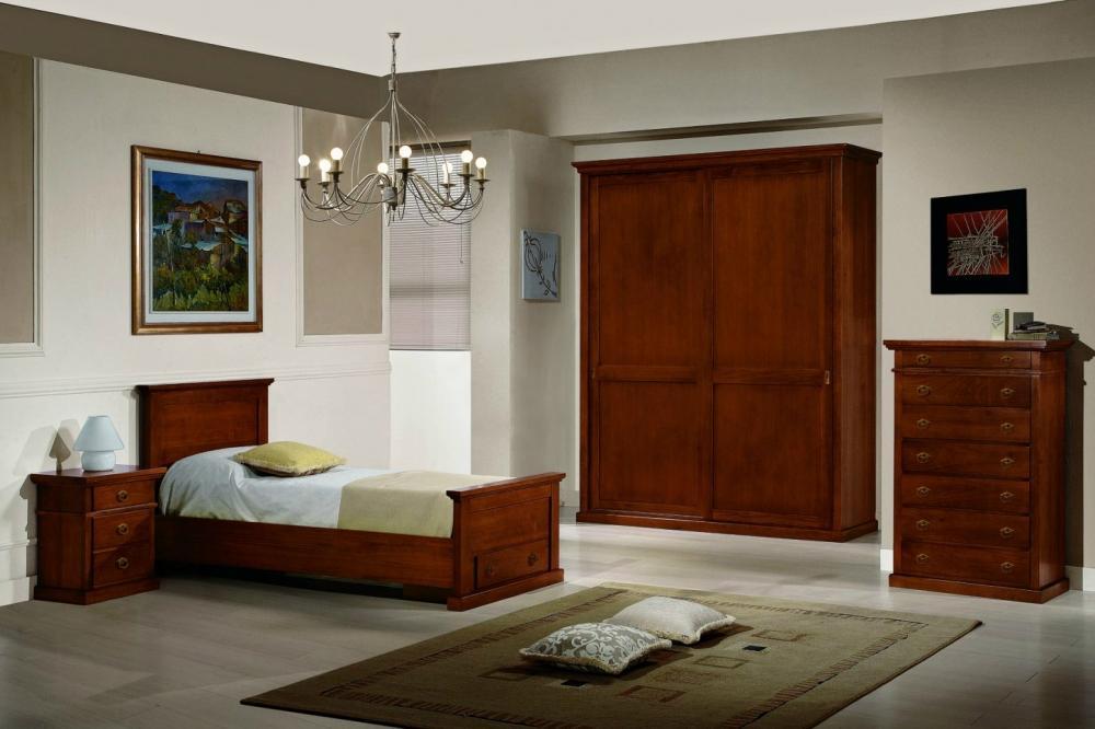 Camera da letto in arte povera by Chiaramonte Enzo