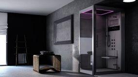 Nuove soluzioni per una doccia funzionale e super accessoriata