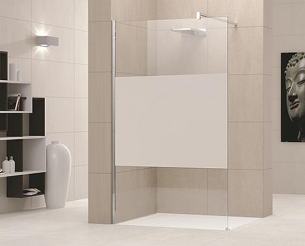 Spazio doccia walk-in - Novellini