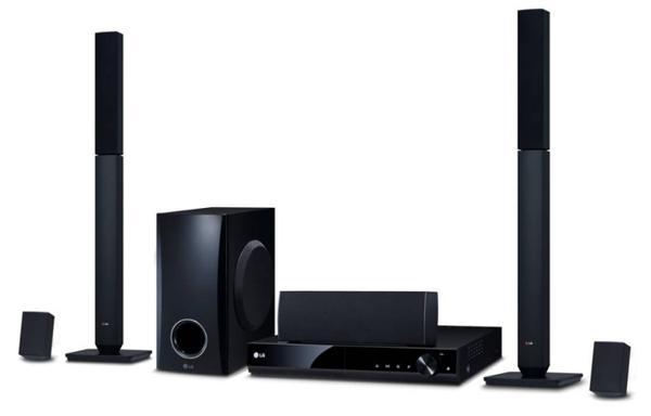Home theatre wireless - LG
