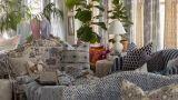 Idee per arredare casa con tessuti in stile indiano