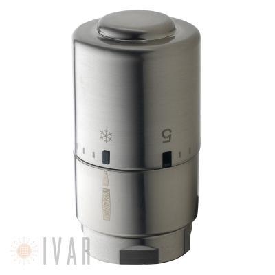 Testa termostatica Optima DH 01 Inox di Ivar