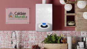 Cambiare la caldaia tradizionale con una nuova a condensazione