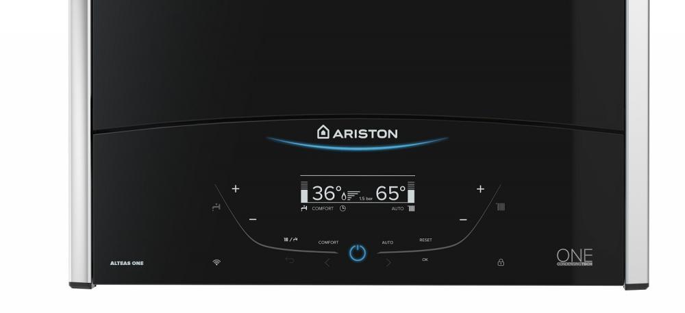 Caldaia a condensazione modello Ariston Alteas One