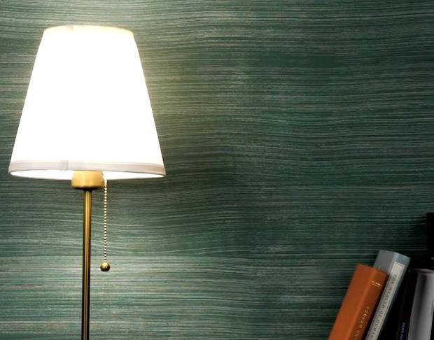 Idee per decorare pareti con l'effetto rigato: risultato, da 5-Minute Craft