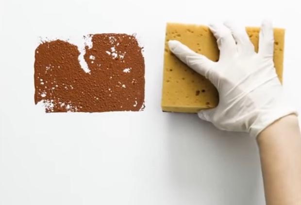 Decorazioni pareti con mattoni finti: parte 1, da 5-Minute Craft