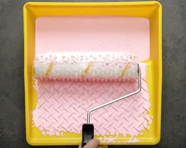 Decorazioni pareti fai da te a pois, parte 2, da 5-Minute Craft
