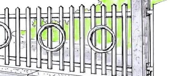 Verniciatura recinzioni esterne in fai da te