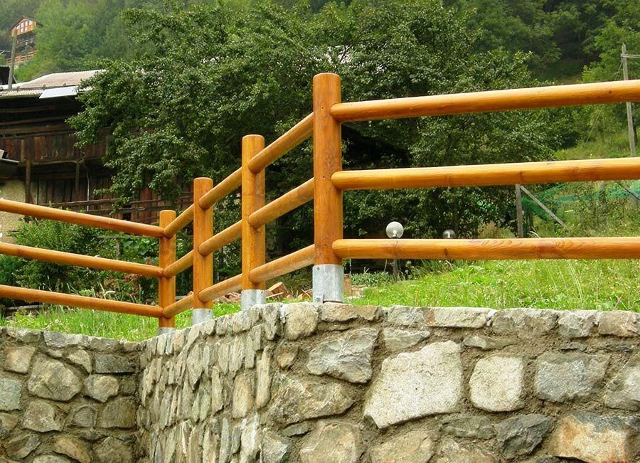 Recinzione da giardino Ruatti Legnami