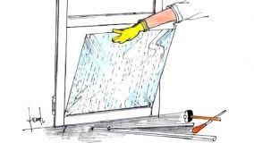 Sostituzione lastra di vetro con pannello in plexiglass: idee fai da te